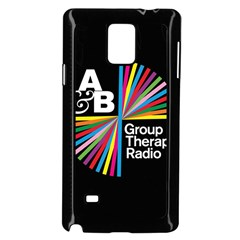 Above & Beyond  Group Therapy Radio Samsung Galaxy Note 4 Case (Black)