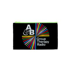 Above & Beyond  Group Therapy Radio Cosmetic Bag (XS)