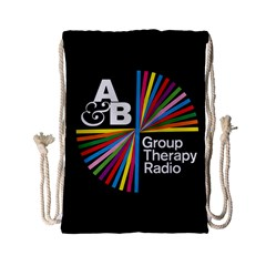 Above & Beyond  Group Therapy Radio Drawstring Bag (Small)