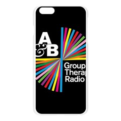 Above & Beyond  Group Therapy Radio Apple Seamless iPhone 6 Plus/6S Plus Case (Transparent)