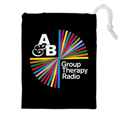Above & Beyond  Group Therapy Radio Drawstring Pouches (XXL)