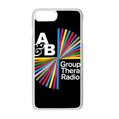 Above & Beyond  Group Therapy Radio Apple iPhone 7 Plus White Seamless Case