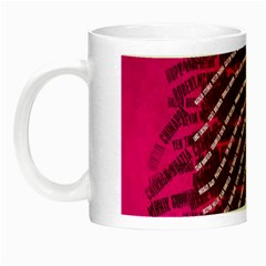 Above & Beyond Sticky Fingers Night Luminous Mugs