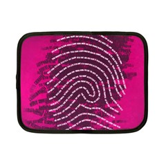 Above & Beyond Sticky Fingers Netbook Case (Small)