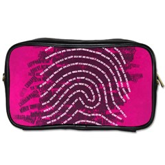 Above & Beyond Sticky Fingers Toiletries Bags 2-Side