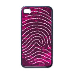Above & Beyond Sticky Fingers Apple iPhone 4 Case (Black)