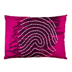 Above & Beyond Sticky Fingers Pillow Case (Two Sides)
