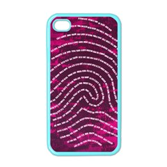 Above & Beyond Sticky Fingers Apple iPhone 4 Case (Color)