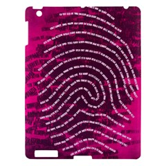 Above & Beyond Sticky Fingers Apple iPad 3/4 Hardshell Case