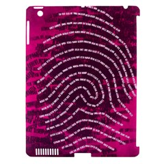Above & Beyond Sticky Fingers Apple iPad 3/4 Hardshell Case (Compatible with Smart Cover)