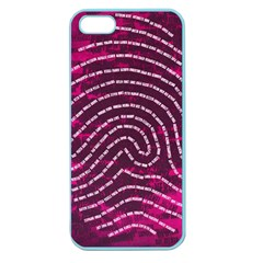 Above & Beyond Sticky Fingers Apple Seamless iPhone 5 Case (Color)