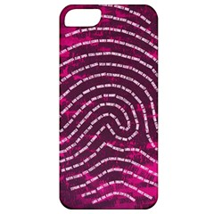 Above & Beyond Sticky Fingers Apple iPhone 5 Classic Hardshell Case