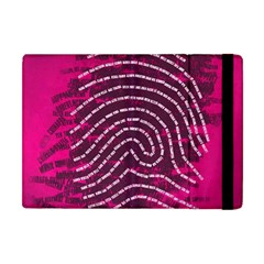 Above & Beyond Sticky Fingers Apple iPad Mini Flip Case