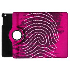 Above & Beyond Sticky Fingers Apple iPad Mini Flip 360 Case