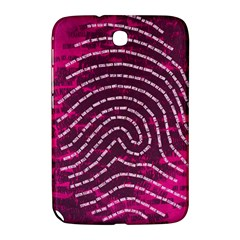 Above & Beyond Sticky Fingers Samsung Galaxy Note 8.0 N5100 Hardshell Case
