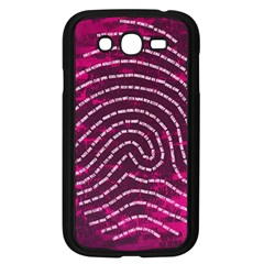 Above & Beyond Sticky Fingers Samsung Galaxy Grand DUOS I9082 Case (Black)