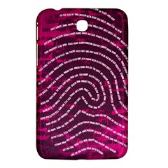 Above & Beyond Sticky Fingers Samsung Galaxy Tab 3 (7 ) P3200 Hardshell Case