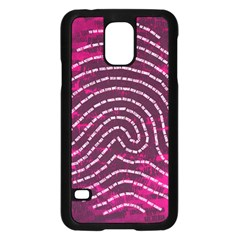 Above & Beyond Sticky Fingers Samsung Galaxy S5 Case (Black)