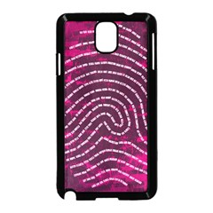 Above & Beyond Sticky Fingers Samsung Galaxy Note 3 Neo Hardshell Case (Black)