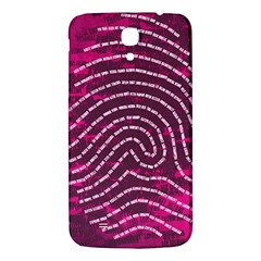 Above & Beyond Sticky Fingers Samsung Galaxy Mega I9200 Hardshell Back Case