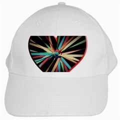 Above & Beyond White Cap