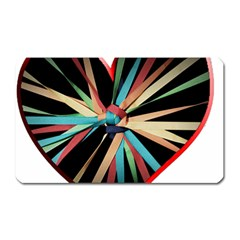 Above & Beyond Magnet (Rectangular)