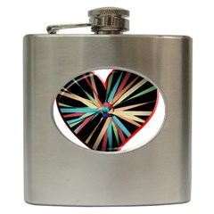 Above & Beyond Hip Flask (6 oz)