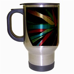Above & Beyond Travel Mug (Silver Gray)