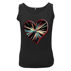 Above & Beyond Women s Black Tank Top