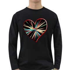Above & Beyond Long Sleeve Dark T-Shirts