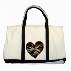 Above & Beyond Two Tone Tote Bag
