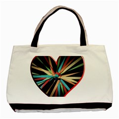 Above & Beyond Basic Tote Bag (Two Sides)