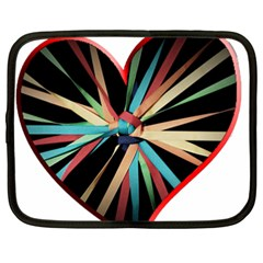Above & Beyond Netbook Case (XXL)