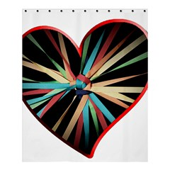 Above & Beyond Shower Curtain 60  x 72  (Medium)