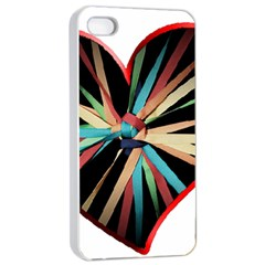 Above & Beyond Apple iPhone 4/4s Seamless Case (White)
