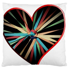 Above & Beyond Large Cushion Case (One Side)