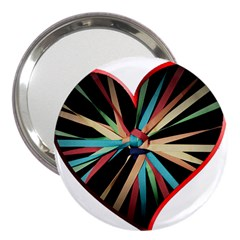 Above & Beyond 3  Handbag Mirrors