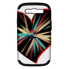 Above & Beyond Samsung Galaxy S III Hardshell Case (PC+Silicone)