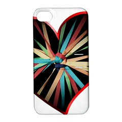 Above & Beyond Apple iPhone 4/4S Hardshell Case with Stand