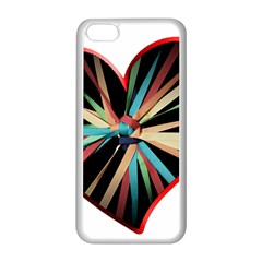Above & Beyond Apple iPhone 5C Seamless Case (White)