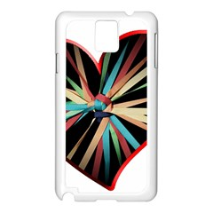 Above & Beyond Samsung Galaxy Note 3 N9005 Case (White)
