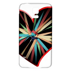 Above & Beyond Samsung Galaxy S5 Back Case (White)