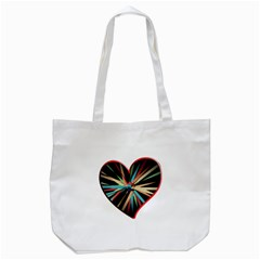 Above & Beyond Tote Bag (White)