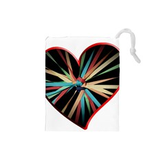 Above & Beyond Drawstring Pouches (Small)