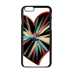 Above & Beyond Apple iPhone 6/6S Black Enamel Case