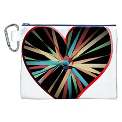 Above & Beyond Canvas Cosmetic Bag (XXL)
