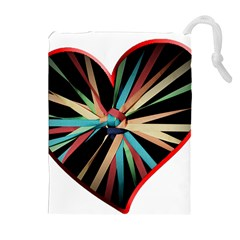 Above & Beyond Drawstring Pouches (Extra Large)