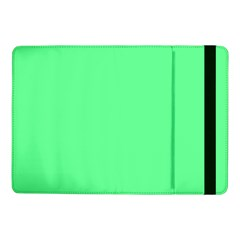 Neon Color - Light Brilliant Malachite Green Samsung Galaxy Tab Pro 10.1  Flip Case