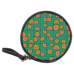Tiled Circular Gradients Classic 20-CD Wallets