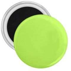 Neon Color - Light Brilliant Spring Bud 3  Magnets